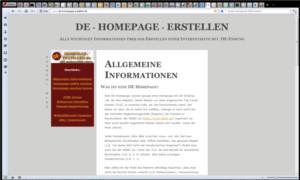 de-homepage-erstellen_de